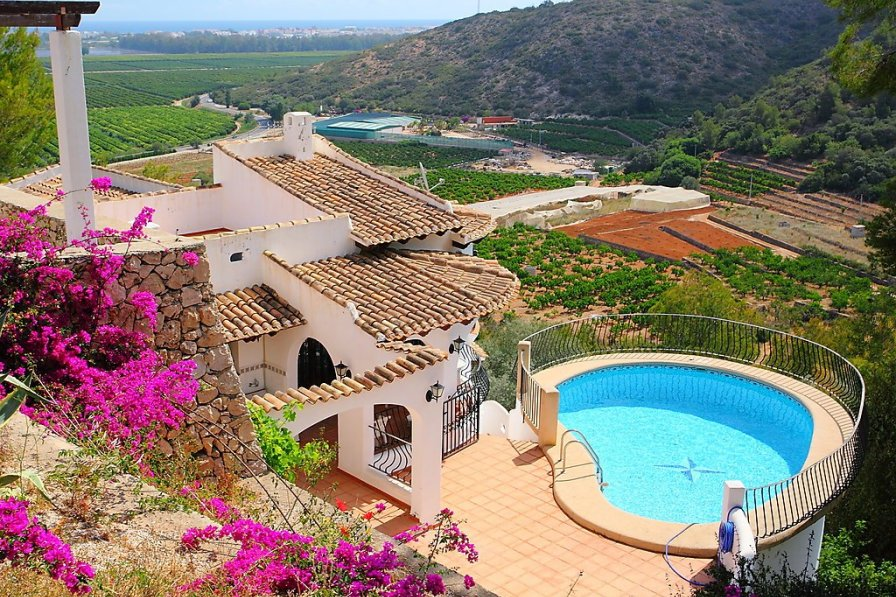 Villa in Spain, Monte Pego