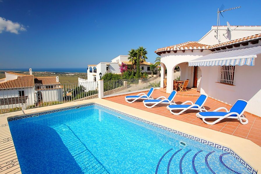 Villa in Spain, Monte Pego