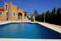 Villa in Spain, Jalon / Jalon Valley: Villa Benibrai (Jalon - Alicante)