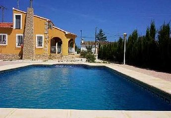 Villa in Spain, Jalon / Jalon Valley: Villa Benibrai (Jalon - Alicante)