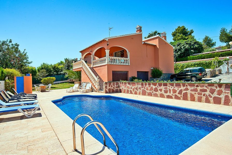 House To Rent In La Finca Spain With Private Pool 241195