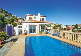 3 bedroom House for rent in Moraira