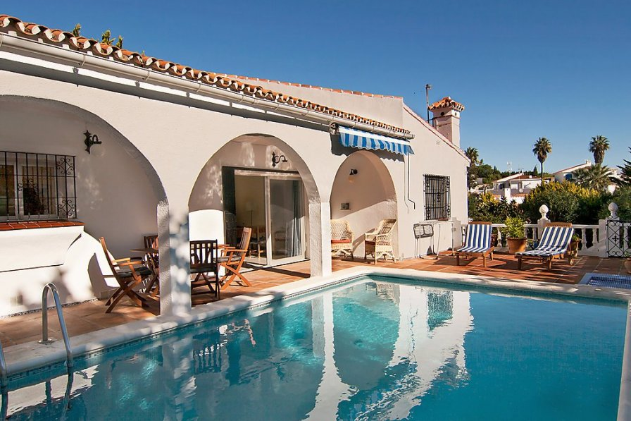 Owners abroad Villa with private pool in El Faro