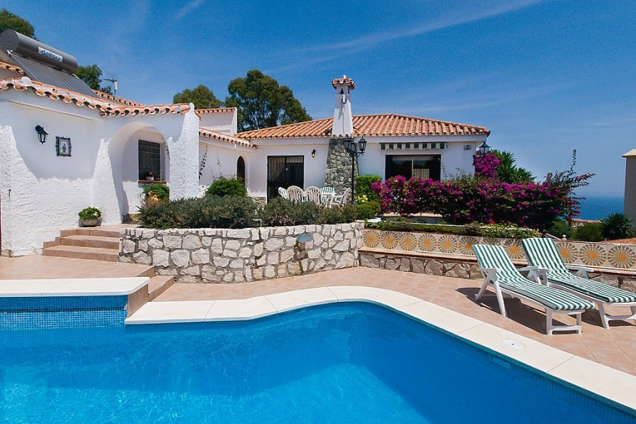 Owners abroad Villa rental in Fuengirola with private pool