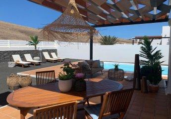 2 bedroom House for rent in Playa Blanca