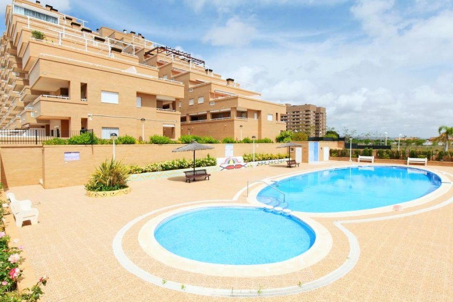 Apartment in Spain, Marina d'Or