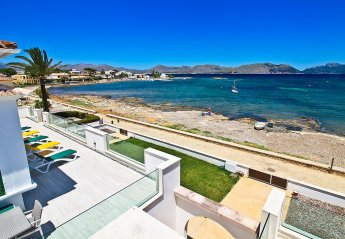 5 bedroom Villa for rent in Alcudia
