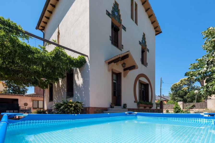 Villa in Spain, Santa Maria de Palautordera