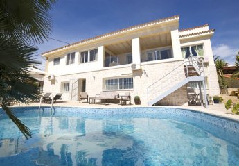 7 bedroom House for rent in Calpe
