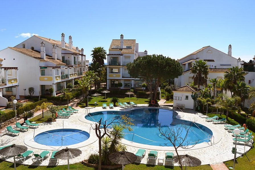Owners abroad Apartment rental in Marbella with swimming pool