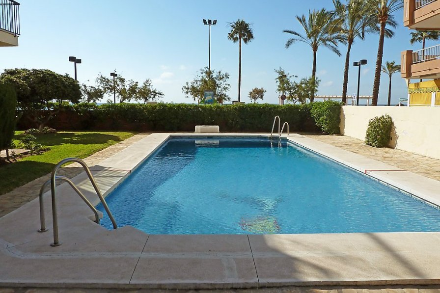 Holiday apartment in Fuengirola with swimming pool
