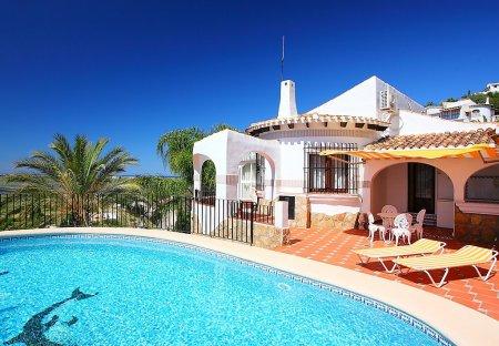 Villa in Monte-Pego, Spain