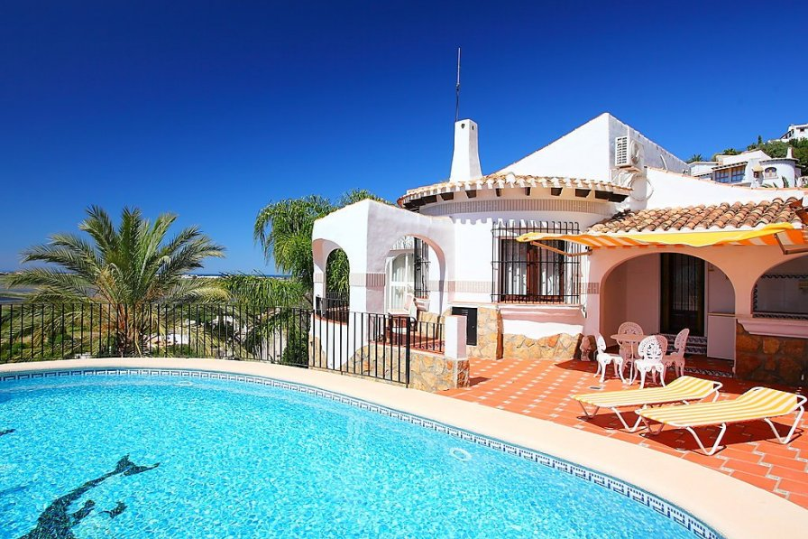 Villa in Spain, Monte-Pego
