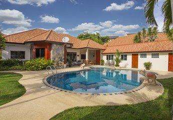 Villa in Thailand, Central Pattaya