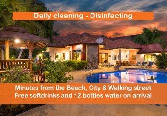 6 bedroom Villa for rent in Pattaya