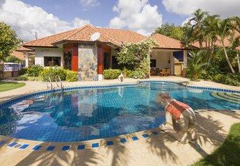 Villa in Thailand, Central Pattaya: The Villa