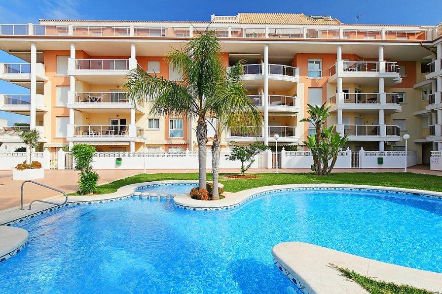 Apartment in Spain, Montgó