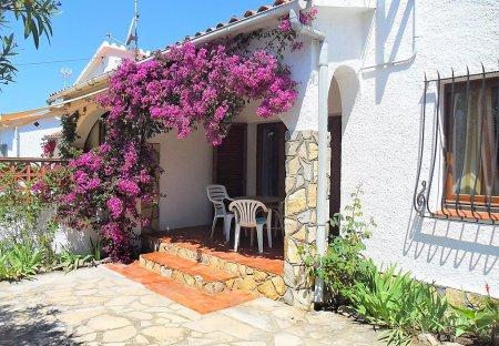 House in L'Escala, Spain