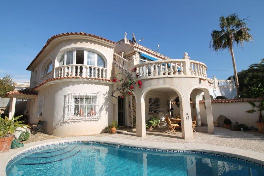 Villa in Spain, Pla Parcial Platja