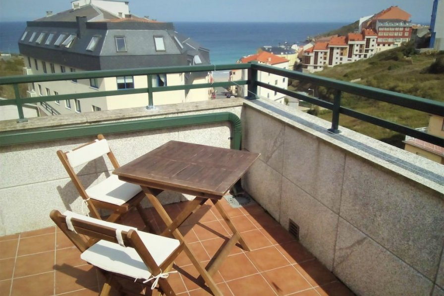 Apartment in Spain, Malpica de Bergantiños
