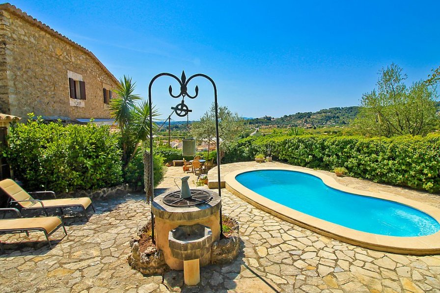 Villa in Spain, Caimari