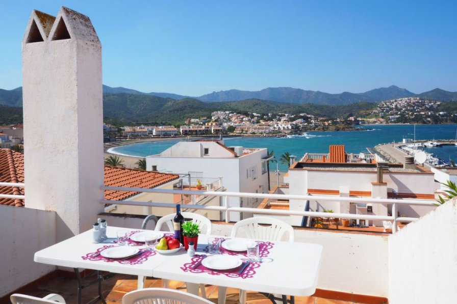 Apartment in Spain, Llançà Port: OLYMPUS DIGITAL CAMERA