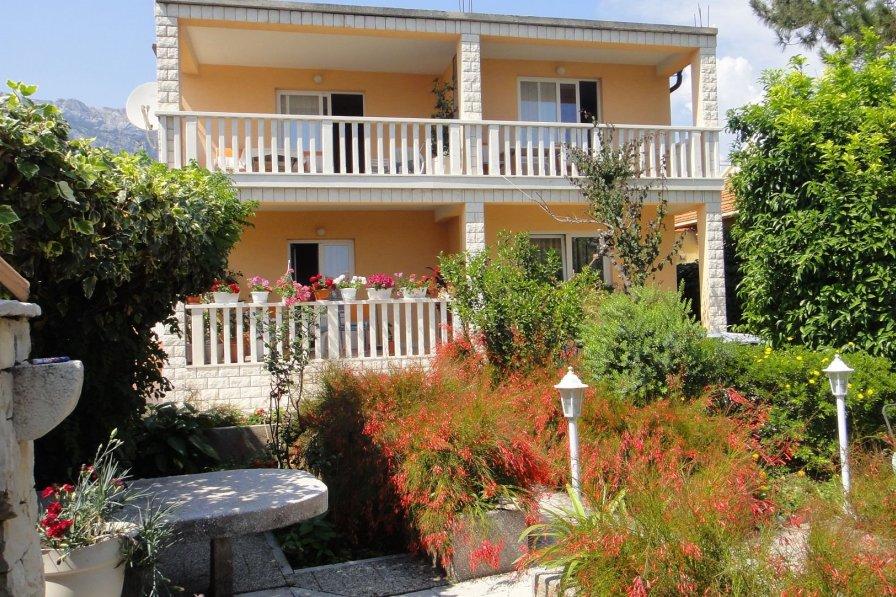 Studio apartment in Croatia, Orebić