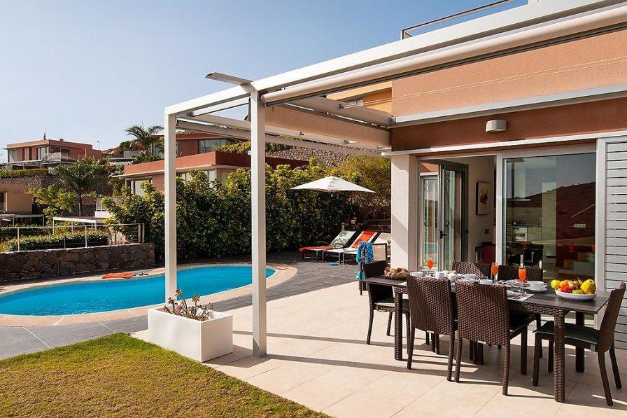 Villa in Spain, Golf Resort Salobre Norte