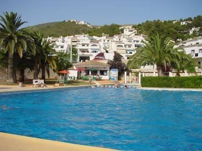 Apartment in Spain, Alcasar: pool