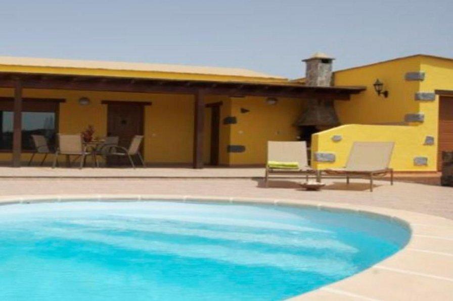 Villa in Spain, Lajares