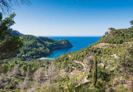 Villa in Cala Tuent, Majorca