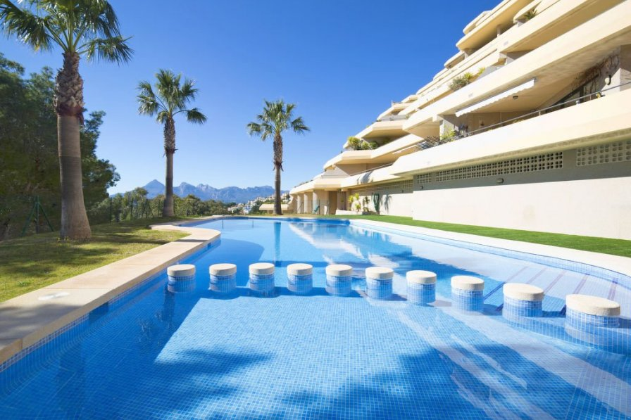 Apartment in Spain, Sierra Altea