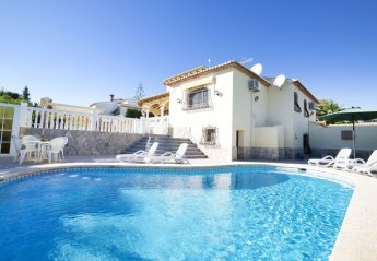 4 bedroom House for rent in Calpe