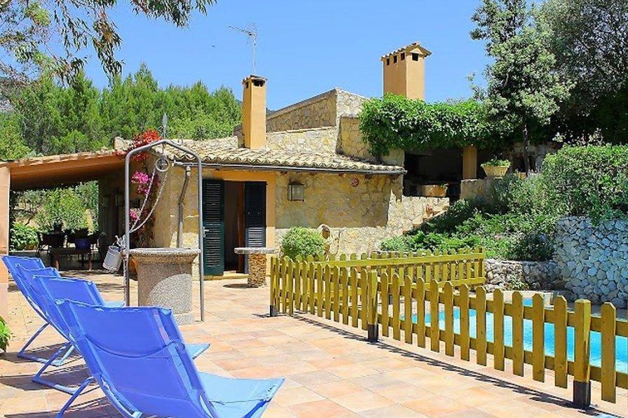 Country house in Spain, Mancor de la Vall