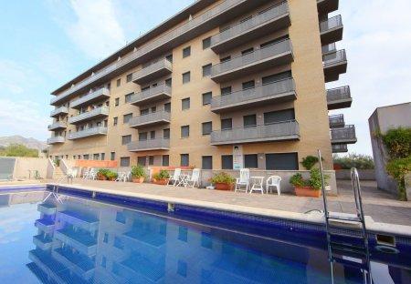 Apartment in Sant Carles de la Ràpita, Spain