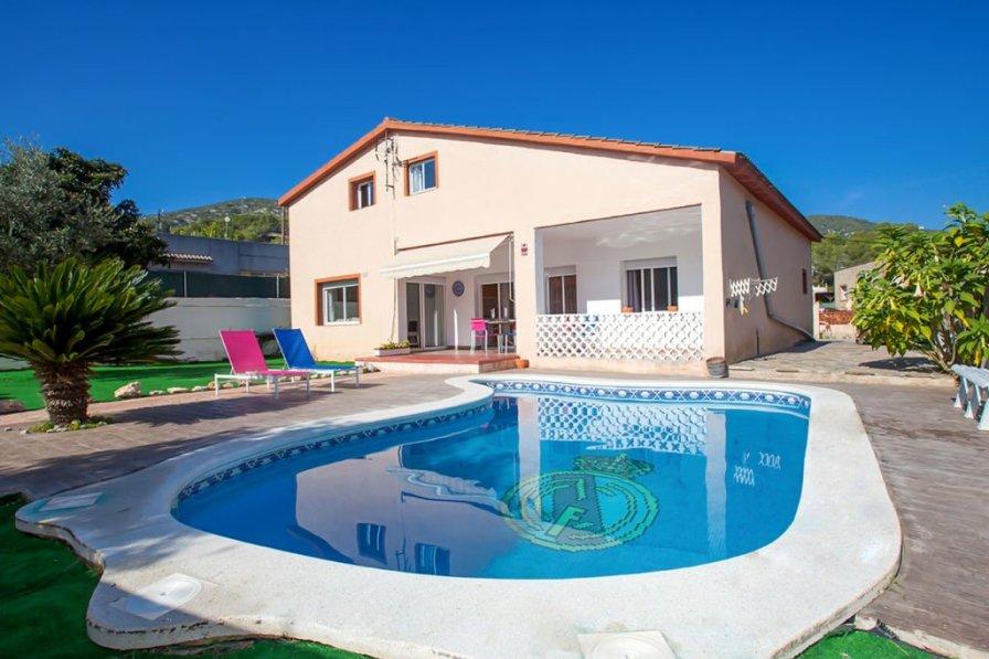 Villa in Spain, Les Palmeres