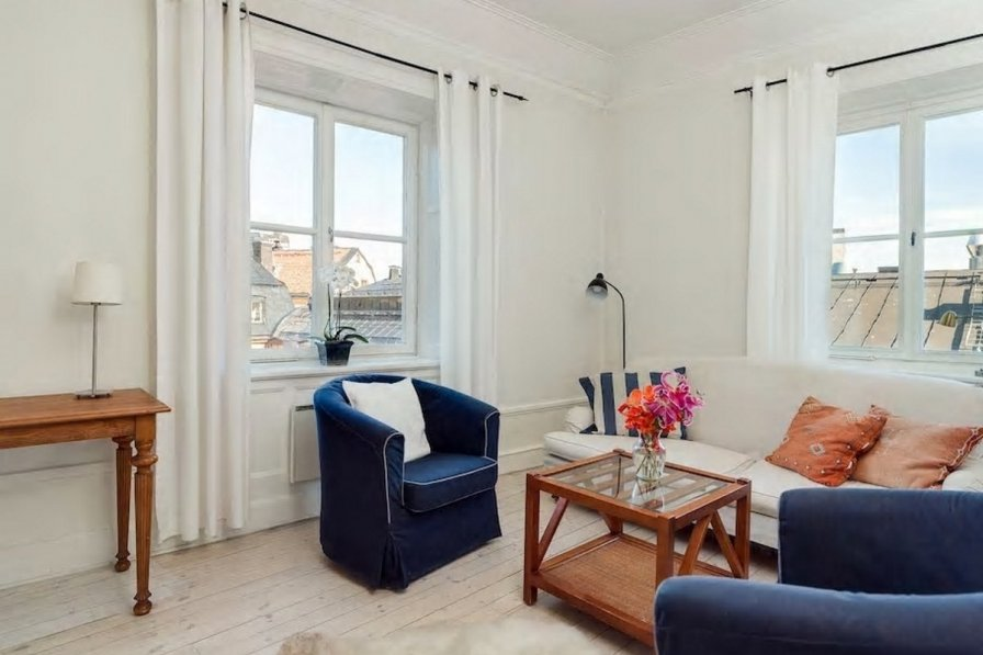 Classic One Bedroom Terrace ( Old Town Stockholm )