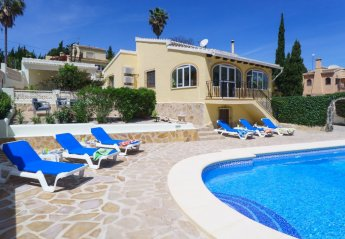 4 bedroom House for rent in Javea