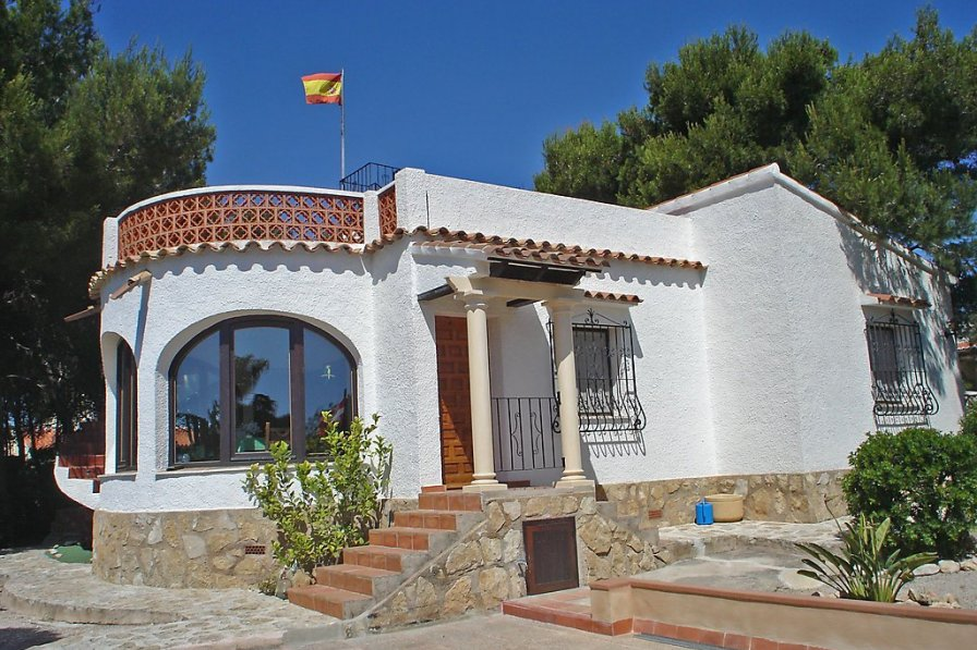 Villa in Spain, Balcón al Mar