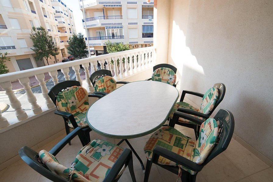 Owners abroad Guardamar del Segura apartment to rent
