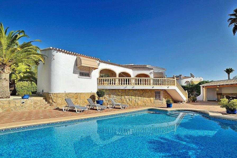 Villa in Spain, Lluca