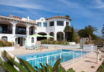 5 bedroom House for rent in Altea