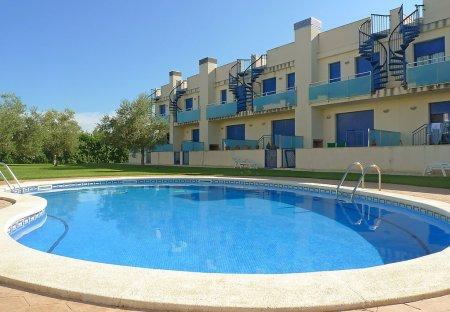 Villa in L'Ampolla, Spain