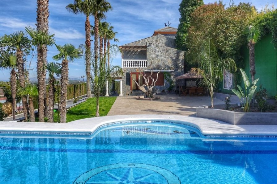 Villa in Spain, Baena