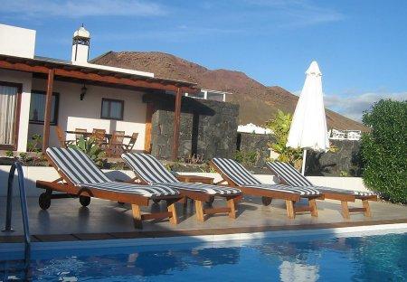 Villa in Montaña Roja, Lanzarote