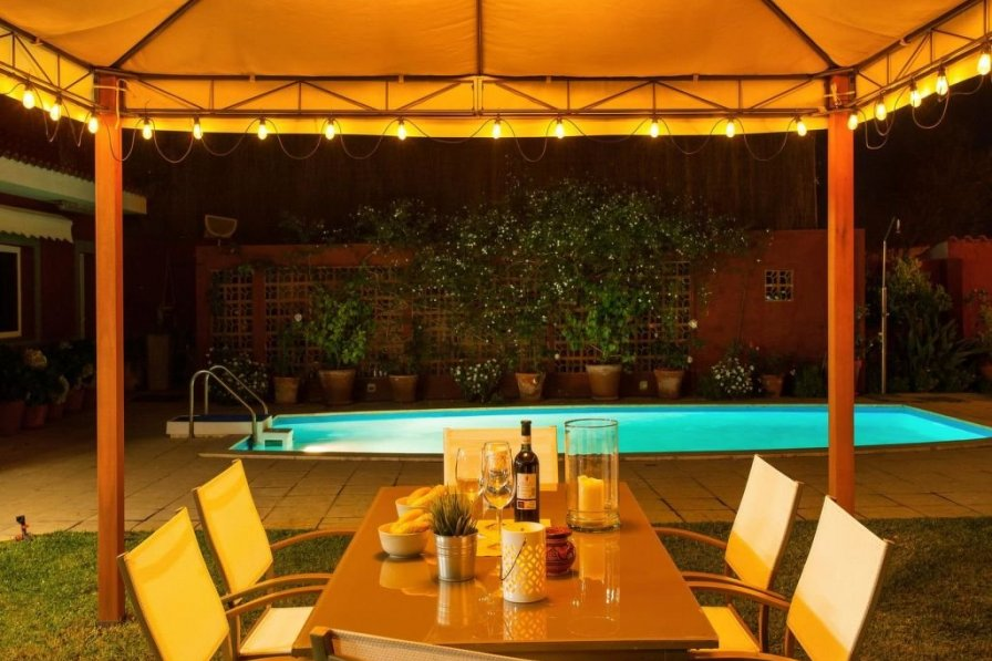 Apartment To Rent In San Francisco De Paula Gran Canaria With Swimming Pool 242554