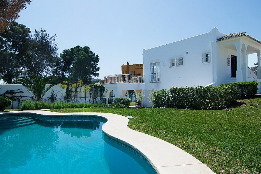Owners abroad Villa to rent in Marbella