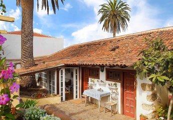 3 bedroom Villa for rent in Tacoronte
