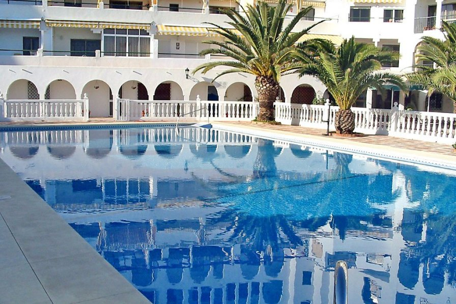 Owners abroad Apartment rental in Fuengirola with swimming pool