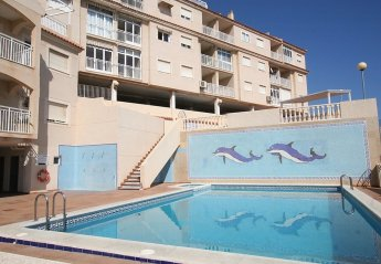 3 bedroom Apartment for rent in Santa Pola